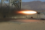 Rocket Test firing 007