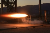 Rocket Test firing 008
