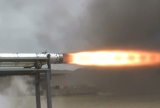 Rocket Test firing 009