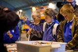 Newquay Oct 12 - K'NEX air rocket cars